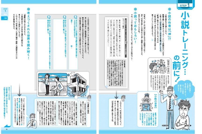 基礎からの総合トレーニング現代文1習得STEP編:解答バラ版「評論トレーニング...の前に!」