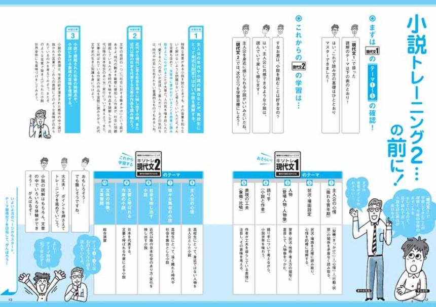 基礎からの総合トレーニング現代文2習得STEP編:解答バラ版「」